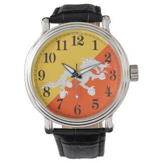 Thunder Dragon Flag of Bhutan Watch