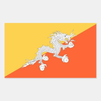 Thunder Dragon National Flag of Bhutan