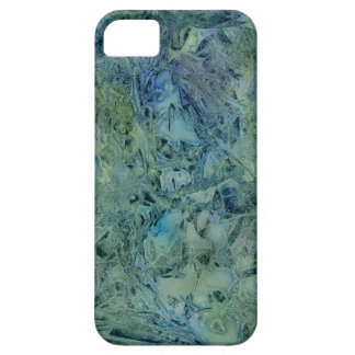 Thunder Dream Bluegreen Abstract iPhone 5 Covers