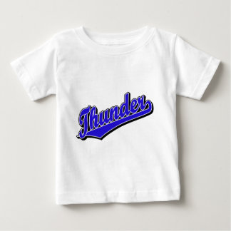 Thunder in Blue Baby T-Shirt