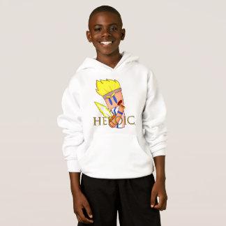 Thunder Knight HEROIC Kid's Sweatshirt