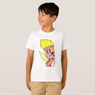 Thunder Knight HEROIC Kid's T-Shirt