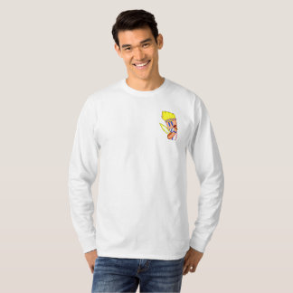 Thunder Knight HEROIC Men's Long Sleeve T-Shirt
