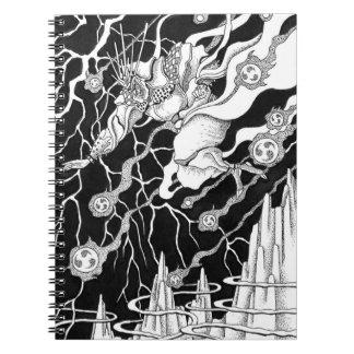 Thunder Notebook