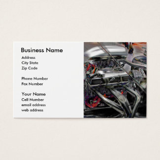 Thunder Road Business Card