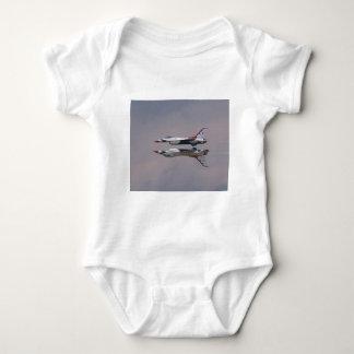Thunderbird Mirror Fly By Baby Bodysuit