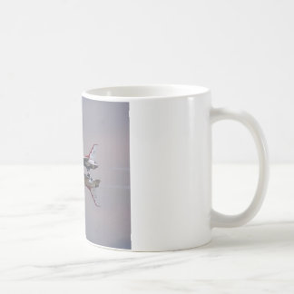 Thunderbird Mirror Fly By Classic White Coffee Mug
