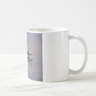 Thunderbird Mirror Fly By Classic White Coffee Mug