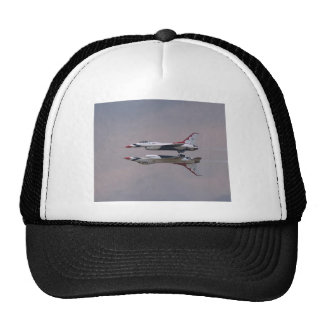 Thunderbird Mirror Fly By Trucker Hat