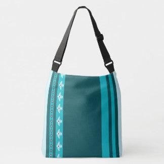 Thunderbird Navajo Striped Shoulder Bag Tote