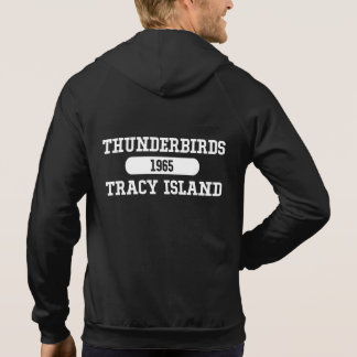Thunderbirds Gerry Anderson Tracy Island 1965 Hoodie