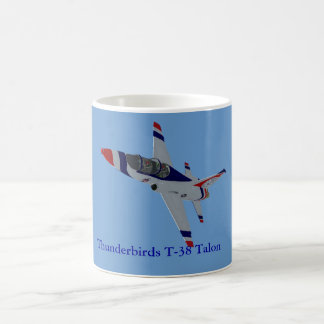 Thunderbirds T-38 Talon Mug 2