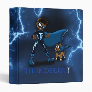 Thunderbolt Avery Binder