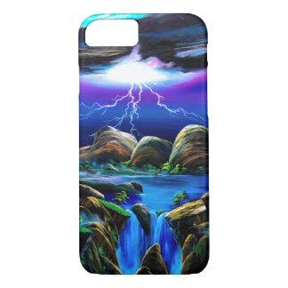 Thunderbolt of Mt. oruga iPhone 8/7 Case
