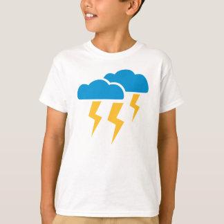 Thunderstorm lightning T-Shirt