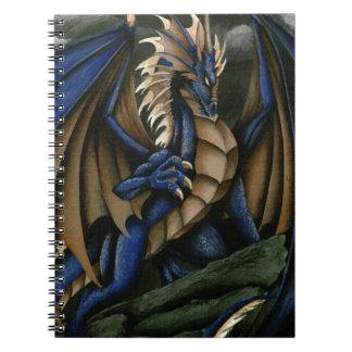 Thunderstorm Spiral Notebook