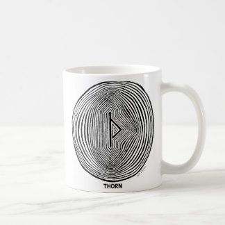 Thurisaz Coffee Mug