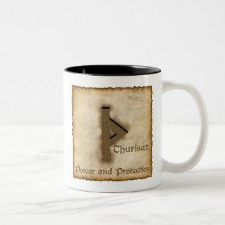 'Thurisaz' Rune Mug