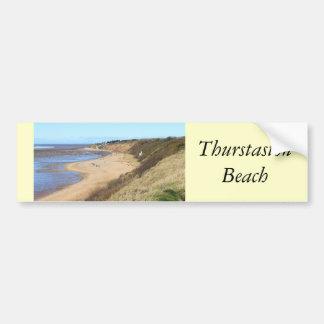 Thurstaston Beach Bumper Sticker