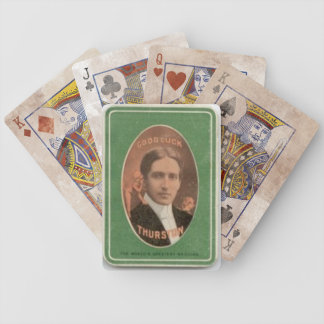Thurston Bicycle poker cards