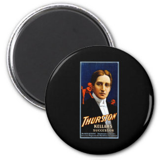 Thurston Kellar's successor Magnet