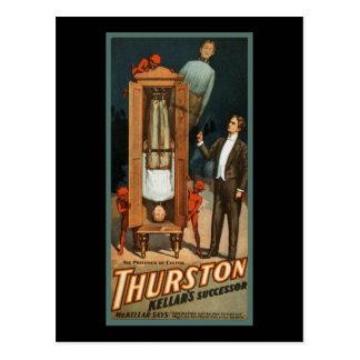 Thurston Prisoner Of Canton Postcard