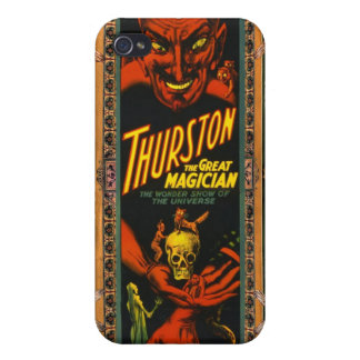 Thurston The Great! iPhone 4 Covers