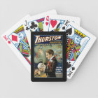 Thurston ~ The Great Magician Bicycle Playing Cards
