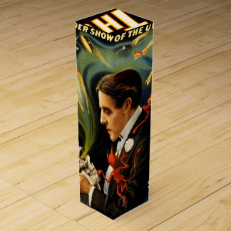 Thurston the Great Magician Wine Gift Box