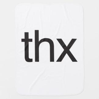 thx baby blankets