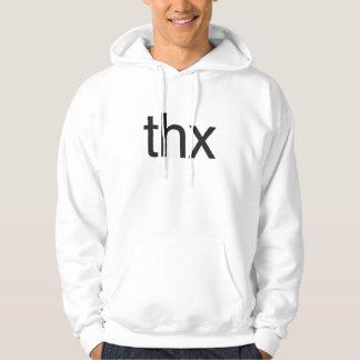 thx hoodie