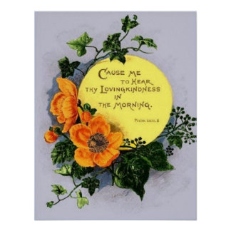 Thy Loving Kindness Poster