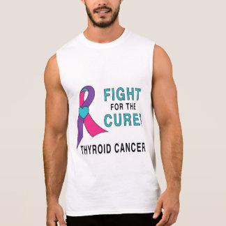 Thyroid Cancer: Fight for the Cure! Sleeveless Shirt