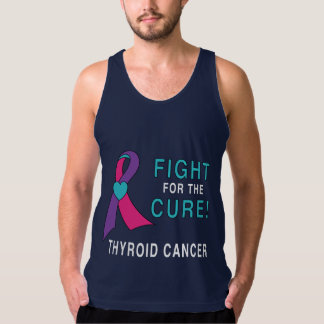 Thyroid Cancer: Fight for the Cure! Tank Top
