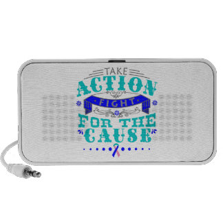 Thyroid Cancer Take Action Fight For The Cause Mp3 Speaker
