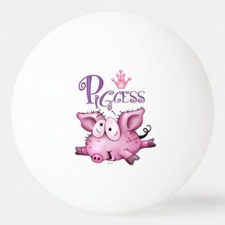Ti-Pig  2 CARTOON BALL OF PING PONG 1 stars