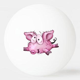 Ti-Pig CARTOON BALL OF PING PONG 3 stars