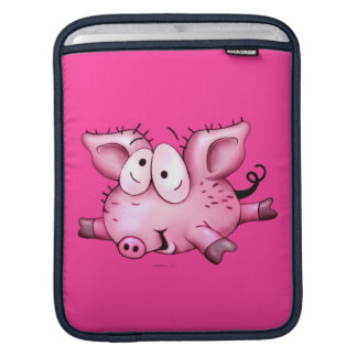Ti-PIG CUTE CARTOON iPad iPad Sleeve