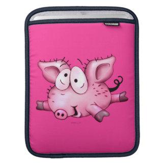 Ti-PIG CUTE CARTOON iPad iPad Sleeves
