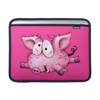 Ti-PIG CUTE CARTOON Macbook Air 13 ONZ H MacBook Air Sleeves