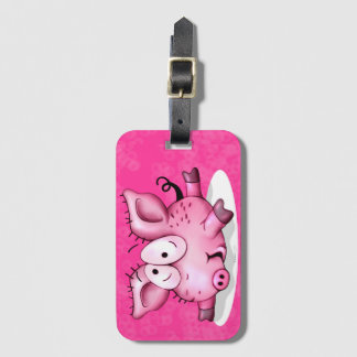 Ti-PIG LUGGAGE TAGLuggage Tag with Business Card 2