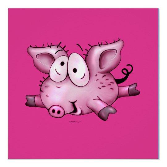 Ti Pig PERFECT POSTER SEMI-GLOSS Monster