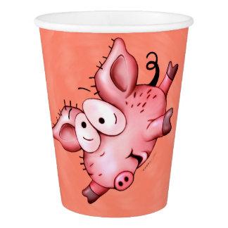 Ti Pig pet PAPER CUP