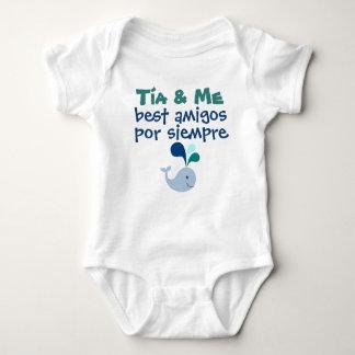 Tía & Me baby bodysuit
