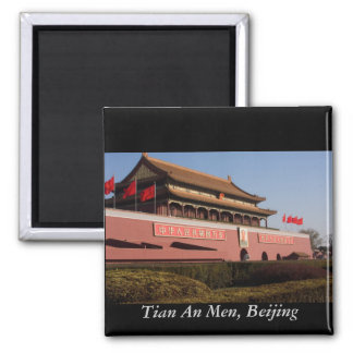 Tian An Men, Beijing Magnet
