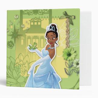 Tiana -  Confident Princess Binders