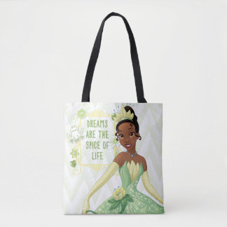Tiana - Dreams Are The Spice Of Life 2 Tote Bag