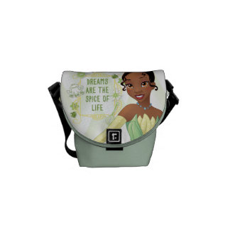 Tiana - Dreams Are The Spice Of Life Commuter Bags