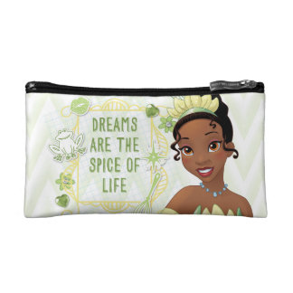 Tiana - Dreams Are The Spice Of Life Cosmetic Bags