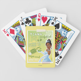 Tiana - Eager and Ambitious Poker Deck